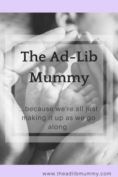 The Ad-Lib Mummy - ... because we're all making it up as we go along